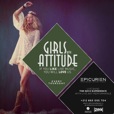 Girls W/Attitude - The Ladies Night, Thursday, October 4th, 2018