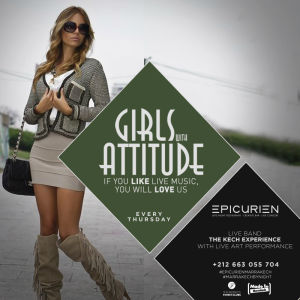 Girls W/Attitude - The Ladies Night, Thursday, October 11th, 2018