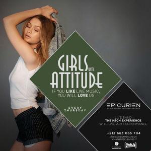 Girls W/Attitude - The Ladies Night, Thursday, November 1st, 2018