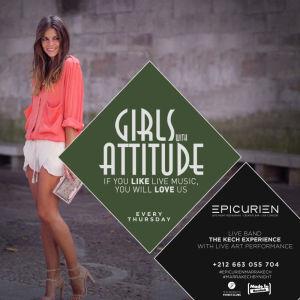 Girls W/Attitude - The Ladies Night, Thursday, November 22nd, 2018