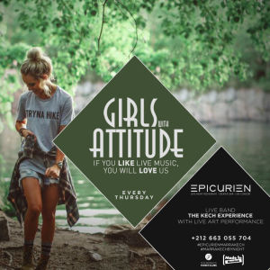 Girls W/Attitude - The Ladies Night, Thursday, January 3rd, 2019