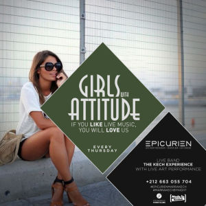 Girls W/Attitude - The Ladies Night, Thursday, January 10th, 2019