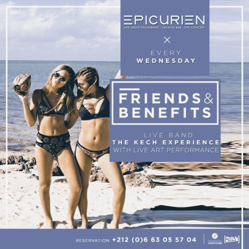 Friends X Benefits - L'Epicurien