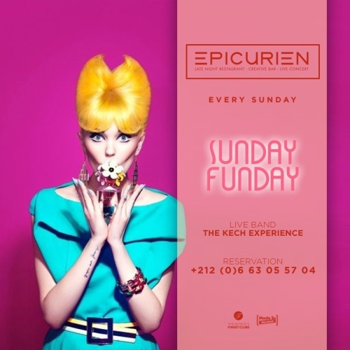 Sunday Funday - L'Epicurien
