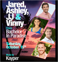 Cast of Bachelor in Paradise / Music by Kayper