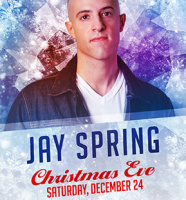 Christmas Eve with DJ Jay Spring