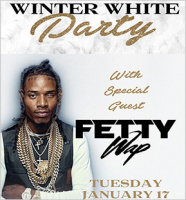 Winter White with Fetty Wap