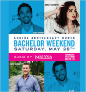 Bachelor Weekend with Chris Soules, Jared Haibon, Ashley Iaconetti, JJ Lane