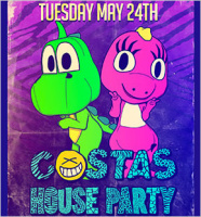 Costa's House Party