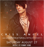 Criss Angel and the Supernaturalists Afterparty