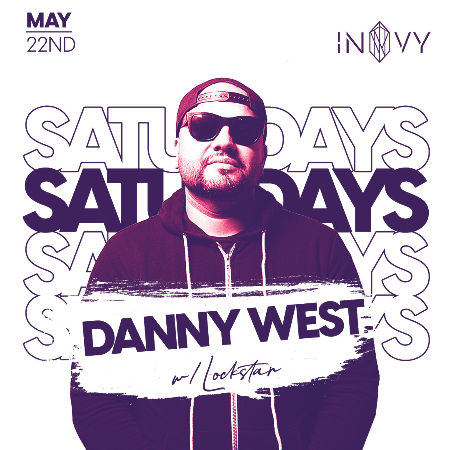 DANNY WEST - Sat May 22