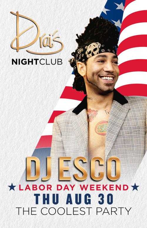 DJ Esco - Drai's Nightclub