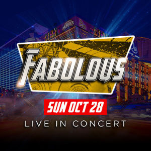 Fabolous, Sunday, October 28th, 2018