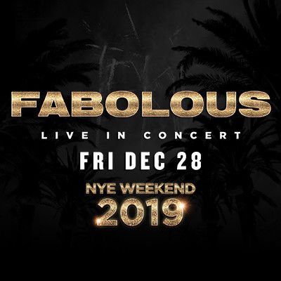 Fabolous, Friday, December 28th, 2018