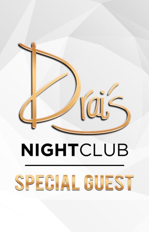 Sundrais w/ DJ Franzen - Drai's Nightclub