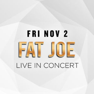 Fat Joe, Friday, November 2nd, 2018