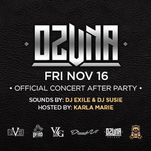Ozuna, Friday, November 16th, 2018