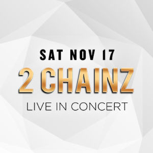 2 Chainz, Saturday, November 17th, 2018