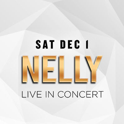 Nelly, Saturday, December 1st, 2018