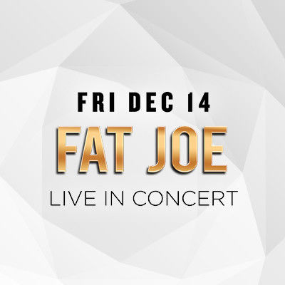 Fat Joe, Friday, December 14th, 2018