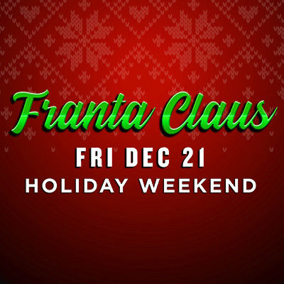 Franta Claus, Friday, December 21st, 2018