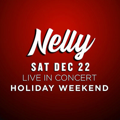 Nelly, Saturday, December 22nd, 2018