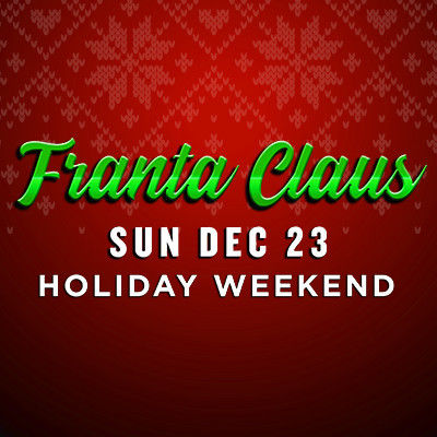 Franta Claus, Sunday, December 23rd, 2018