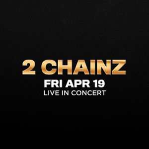 2 Chainz, Friday, April 19th, 2019
