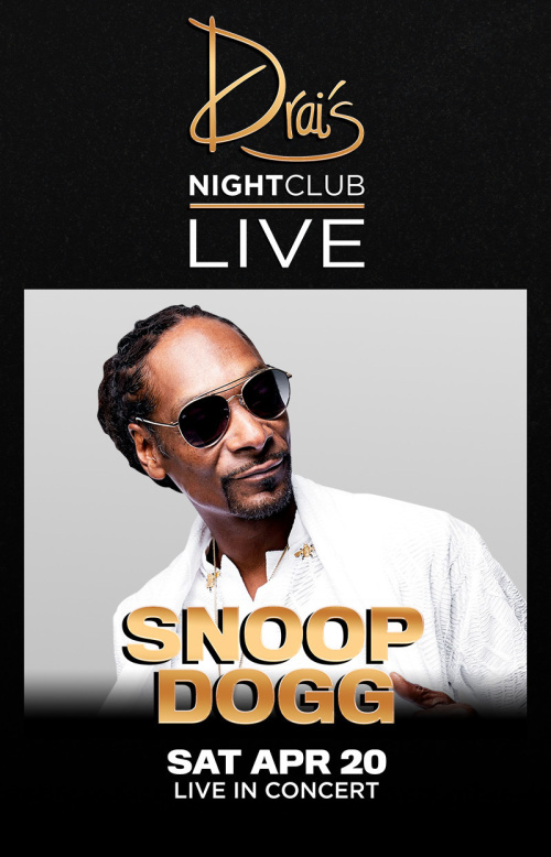 Snoop Dogg - Drai's Nightclub