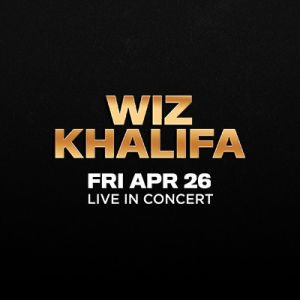 Wiz Khalifa, Friday, April 26th, 2019
