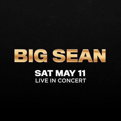 Big Sean, Saturday, May 11th, 2019