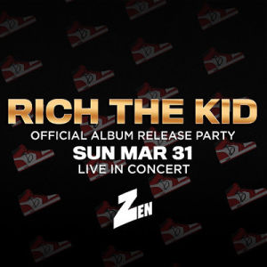 Rich The Kid, Sunday, March 31st, 2019