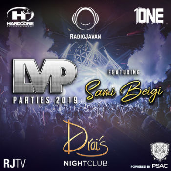 LVP Parties 2019 Ft. SAMI BEIGI