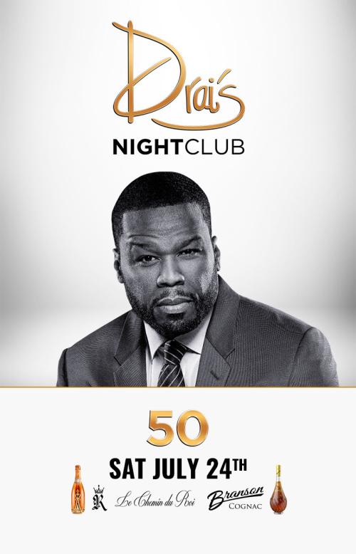 50 Cent at Drai's Nightclub thumbnail