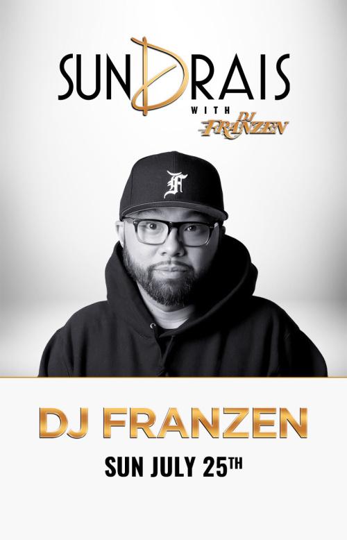 DJ Franzen at Drai's Nightclub thumbnail