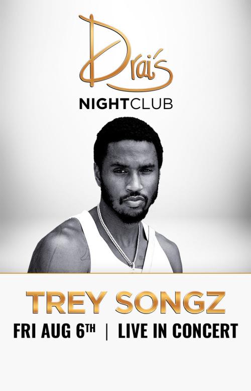 TREY SONGZ at Drai's Nightclub thumbnail