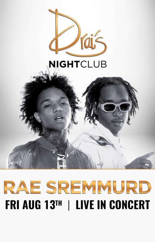 Rae Sremmurd at Drai's Nightclub thumbnail
