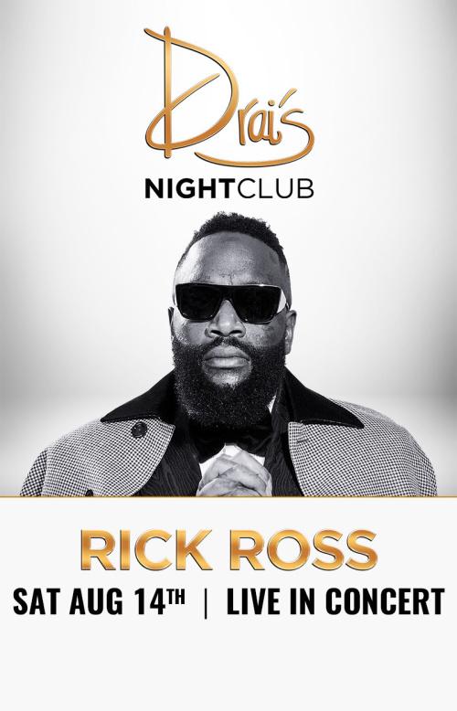 Rick Ross at Drai's Nightclub thumbnail