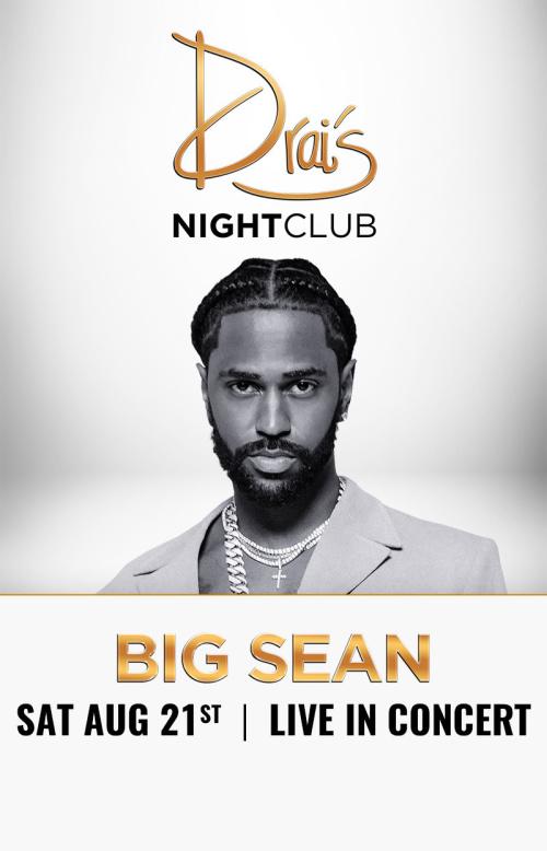 Big Sean at Drai's Nightclub thumbnail