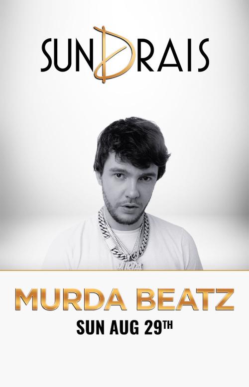 MURDA BEATZ at Drai's Nightclub thumbnail