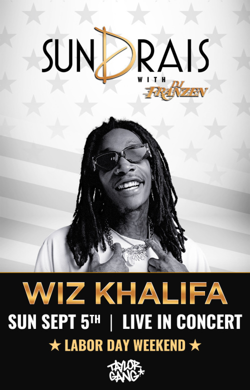 Wiz Khalifa at Drai's Nightclub thumbnail