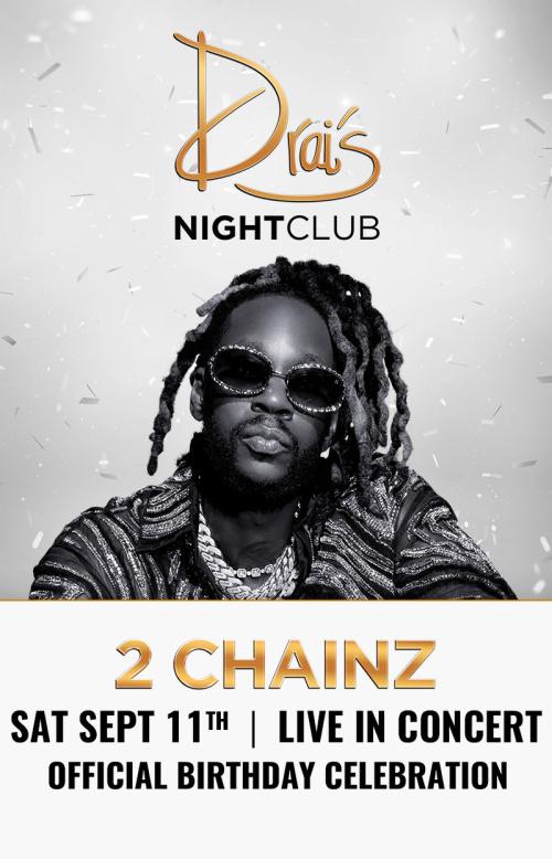 2 Chainz at Drai's Nightclub thumbnail