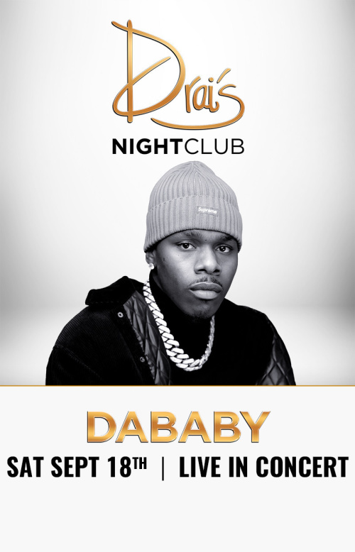 DaBaby at Drai's Nightclub thumbnail