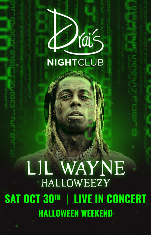 Lil Wayne at Drai's Nightclub thumbnail
