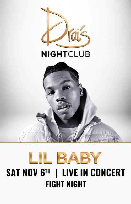 Lil Baby at Drai's Nightclub thumbnail