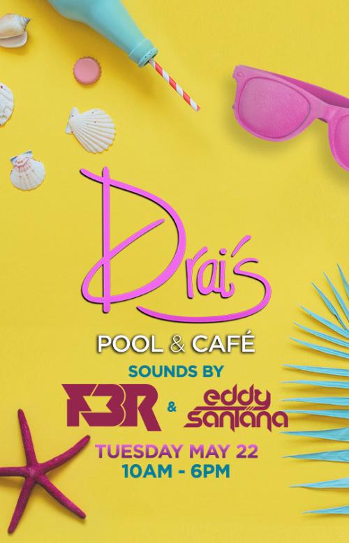 Drai's Pool & Cafe - Drai's Beachclub