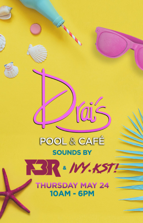 Drai's Pool & Cafe - Drai's Beach Club