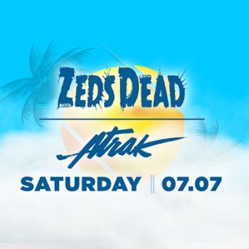 Zeds Dead | A-Trak
