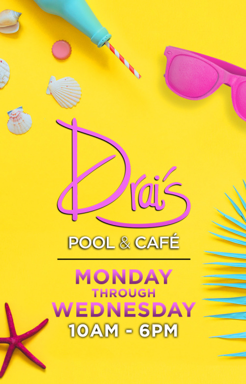 Drai's Pool & Cafe - Drai's Beachclub