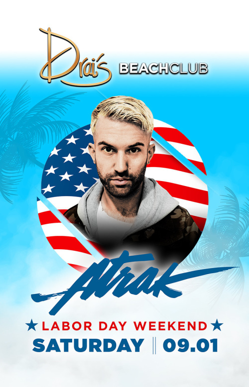 A-Trak - Drai's Beachclub